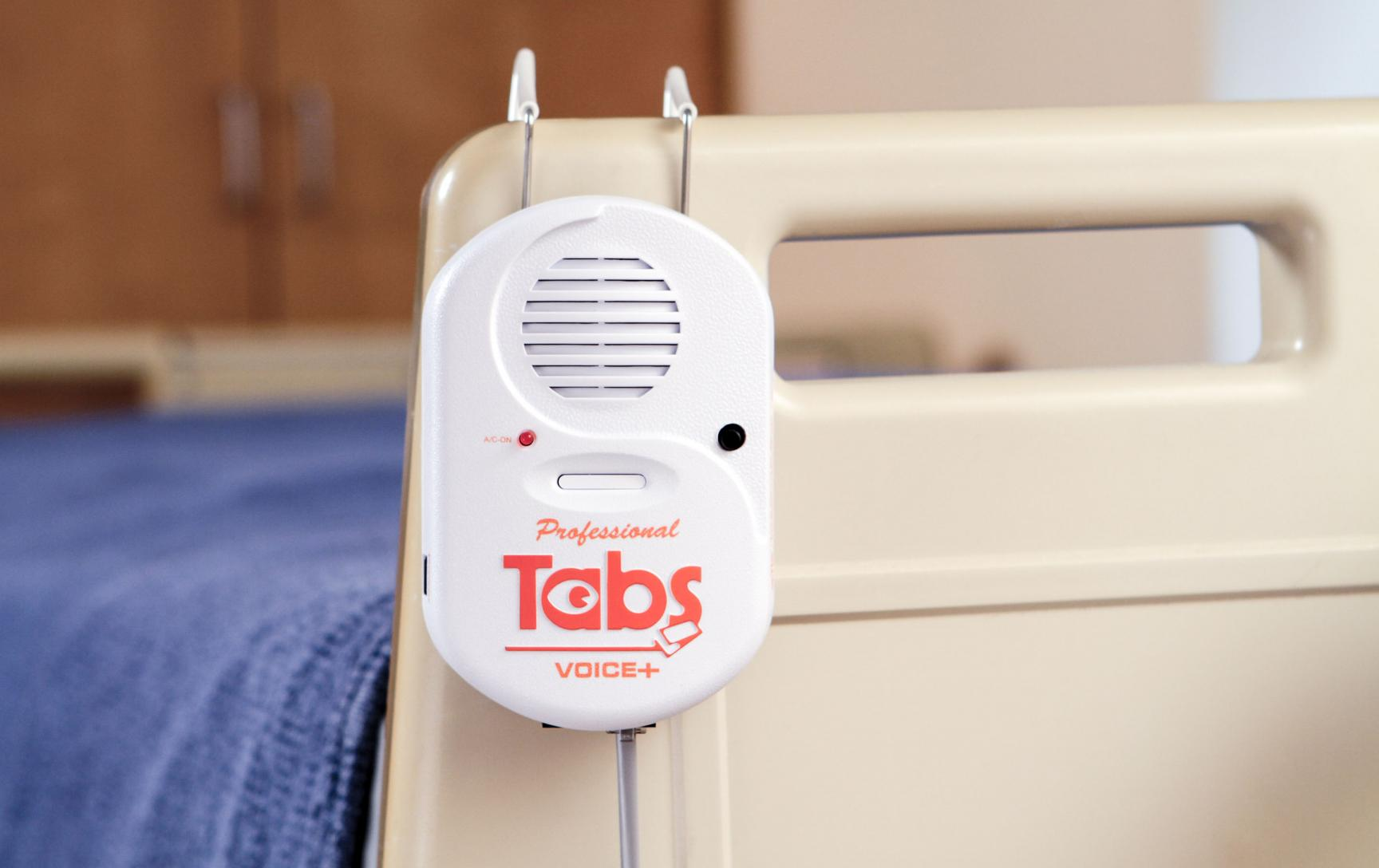 Tabs Professional Fall Monitor Stanley Healthcare Products
